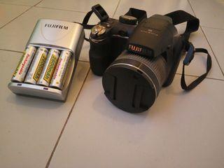 Cámara Réflex Fujifilm