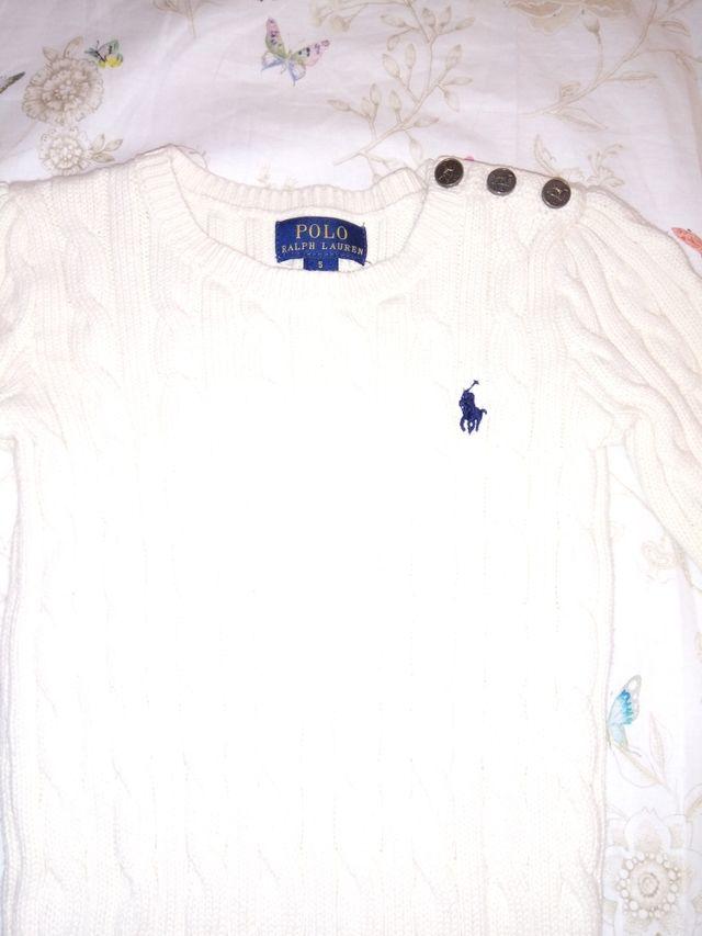 Vestido de niña Ralph Lauren