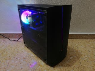 Ordenador Gaming AMD A10 6800K 16GB 256SSD GTX580