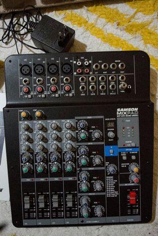 Mesa mezclas Mixpad