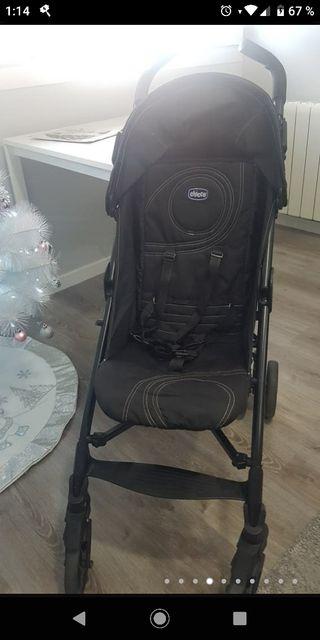 silla de paseo chico lite