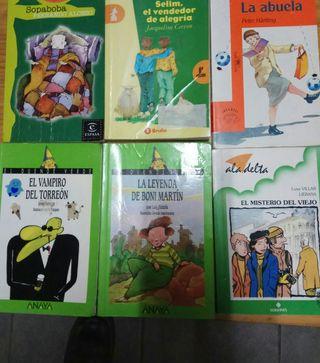 Libros infantiles a partir de 10 años