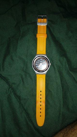 Reloj de pulsera Swatch irony Aluminio.