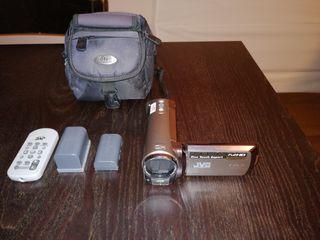 Cámara digital JVC CAMCORDER GZ-HM200NE