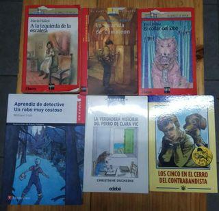 Libros infantiles a partir de 12 años