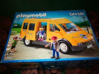 Autobús 6866 Playmobil