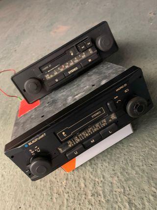 Radio cassettes coche Blaupunkt