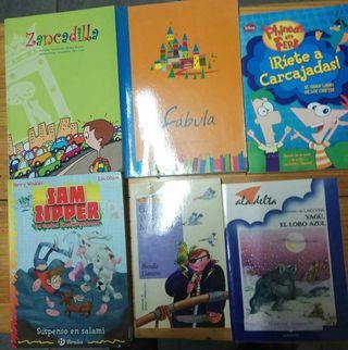 Libros infantiles a partir de 8-9-10 años