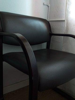 Dos sillas steelcase snodgrass