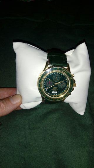 Reloj de pulsera Vintage Lorus.