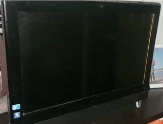 PC hp touchSmart a la venta a buen precio