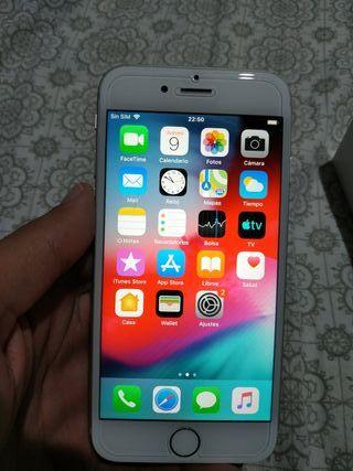 iPhone 6 16 GB Gris Espacial - Libre como nuevo
