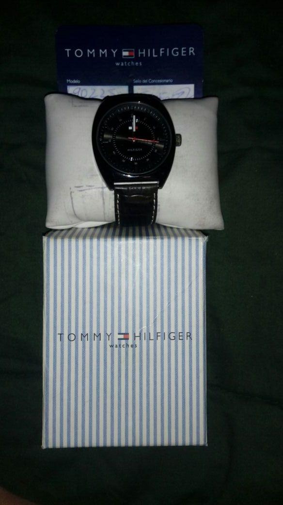 Reloj de pulsera Tommy Hilfiger.