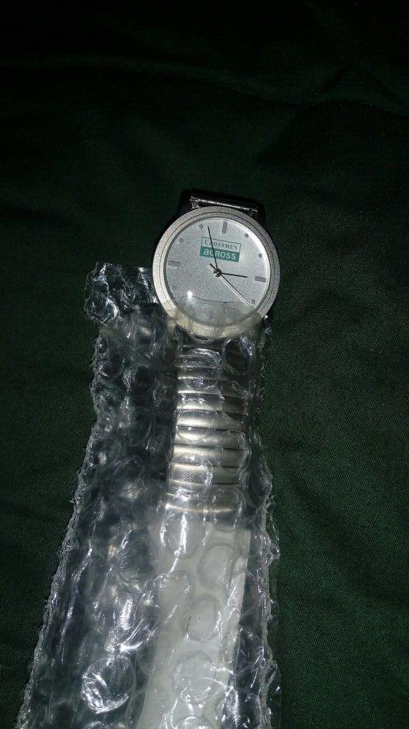 Reloj de pulsera de Crossmen Across.