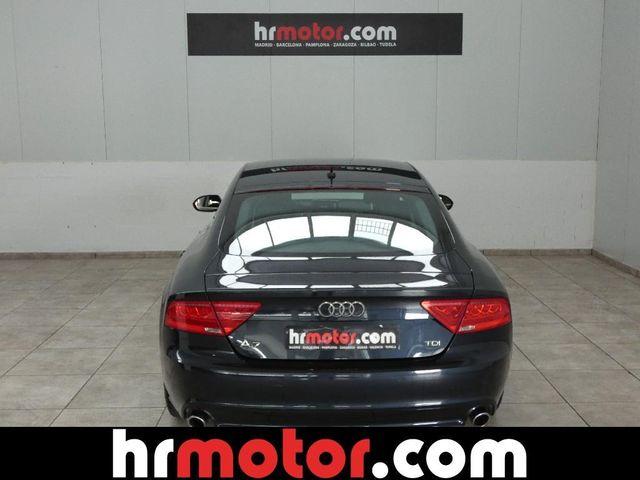 AUDI A7 Sportback 3.0TDI Multitronic 204