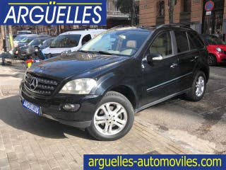 Mercedes ML Ml 320 CDI 4MATIC