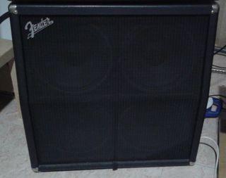 Pantalla 4x12 Fender FM412