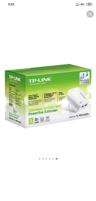 PLC tp-link wifi.