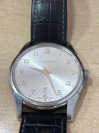 Reloj hamilton sin caja
