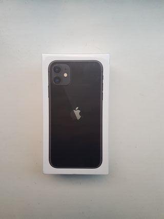 iPhone 11 64GB Negro Precintado