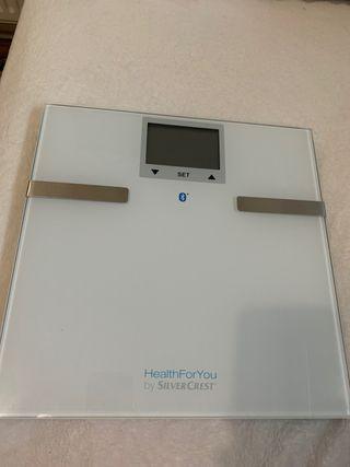 Bascula de peso con Bluetooth