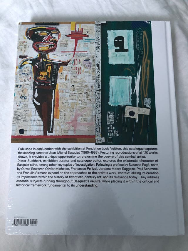 Jean-Michael Basquiat Catalogue