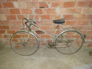 Bicicleta Peugeot - Antigüedad