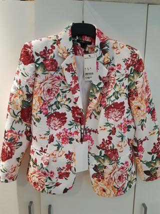 Americana, chaqueta de mujer