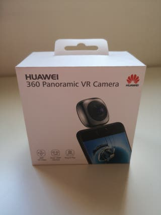 360 PANORAMIC VR CAMERA