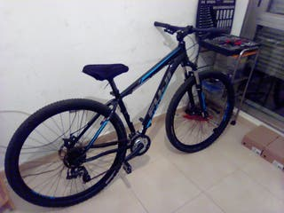 bici fuji seminueva negociable