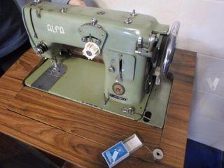 maquina coser ALFA electrica profesional