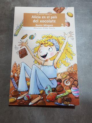 Alícia en el país del xocolate
