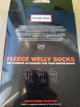 Calcetines para botas HUNTER