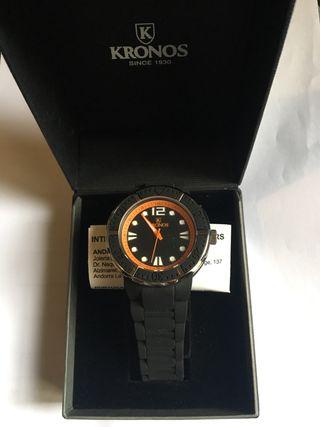 Reloj cronó Kronos nueva