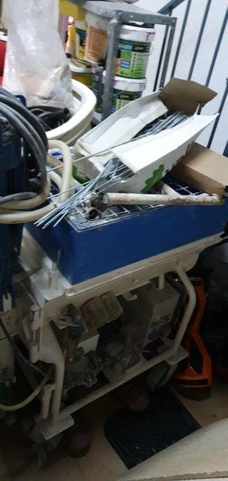 máquina de proyectar