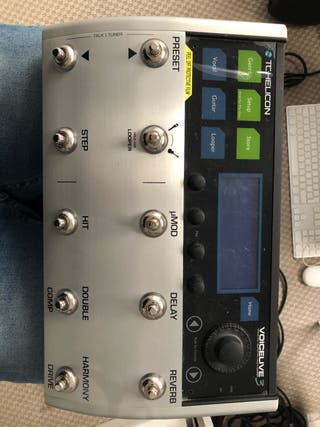 Tc Helicon Voice 3