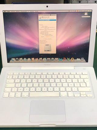 Macbook a1181 2008 2,4ghz 500gb