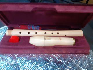Flauta Moeck