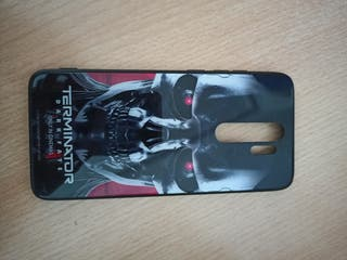 Funda Terminator. Xiaomi Redmi Note 8 Pro