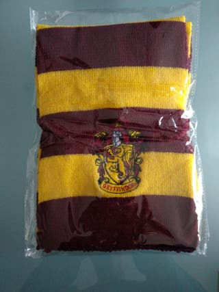 bufanda Gryffindor Harry Potter