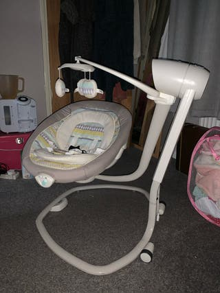 Joie serina swivel baby swing