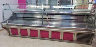 mostrador frigorifico