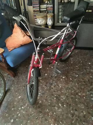 bici BH de los 70
