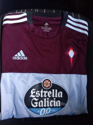 Camiseta Celta de Vigo 2a Equipación 19/20 XL