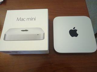 Mac Mini. Late 2014. i7 3.0 ghz, 8Gb RAM, 1TB HDD