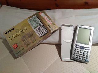 Calculadora gráfica Casio Class Pad 300 NUEVA