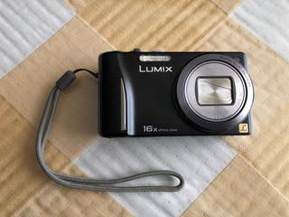 Camara fotos compacta panasonic