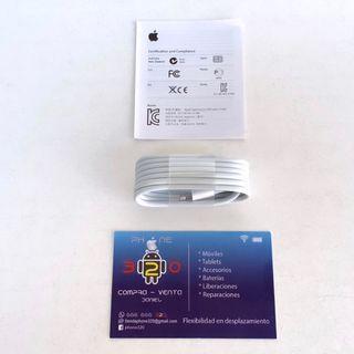 CABLE USB APPLE LIGHTNING ORIGINAL NUEVO