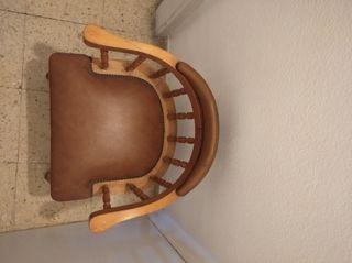 silla antigua condición perfecta