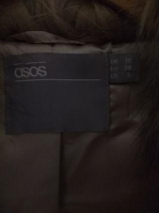 Chaquetón de pelo